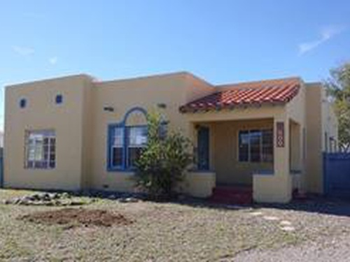 Photograph of 600 S Melendres St, Las Cruces, NM 88005