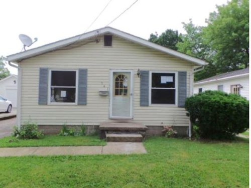 Photograph of 541 High Grove Blvd, Akron, OH 44312