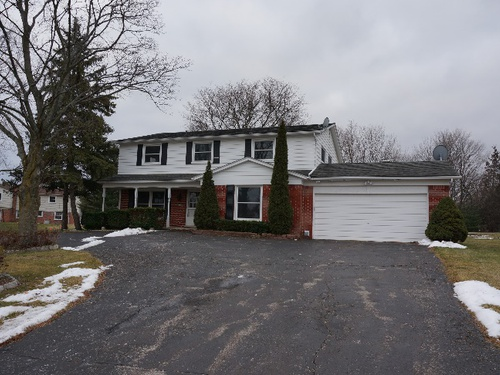 Photograph of 4185 Pinehurst Court, West Bloomfield, MI 48322
