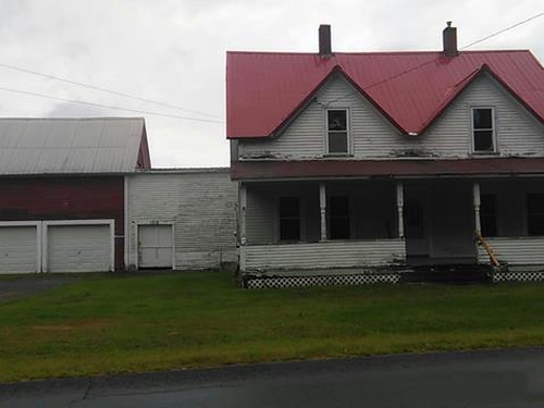 Photograph of 1316 Old Claremont Road, Charlestown, NH 03603
