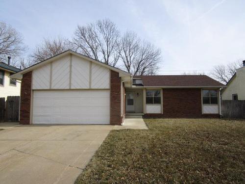 Photograph of 2514 S Dalton St, Wichita, KS 67210