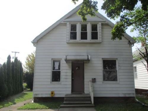 Photograph of 116 E Hudson St, Toledo, OH 43608