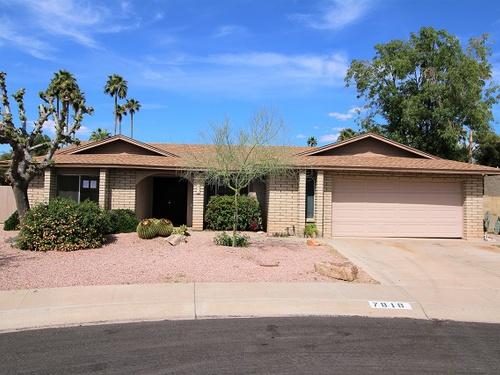 Photograph of 7818 E Via Sonrisa, Scottsdale, AZ 85258