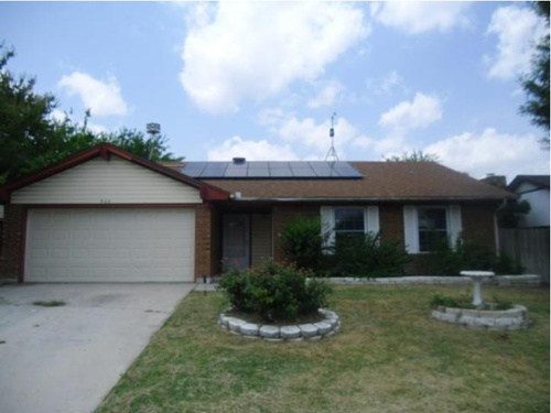Photograph of 905 N 4th Street, Copperas Cove, TX 76522