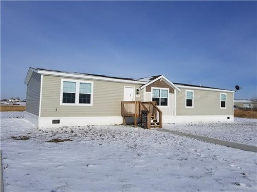 Photograph of 605 8th Ave SW, Stanley, ND 58784