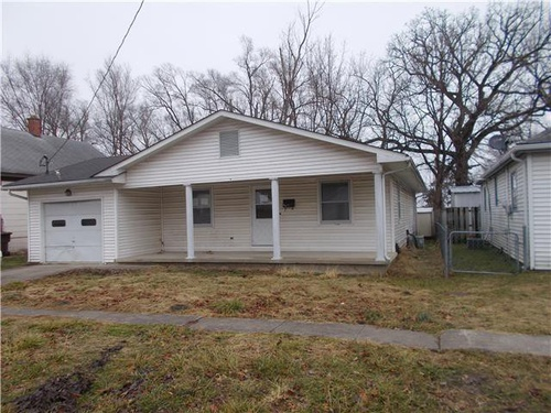 Photograph of 308 N 3rd St, Elsberry, MO 63343