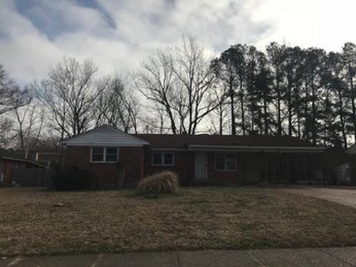 Photograph of 3658 N. Trezevant St, Memphis, TN 38127