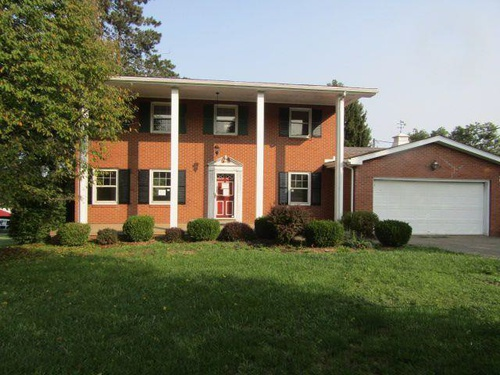 Photograph of 197 Clearview Ave, Wheeling, WV 26003