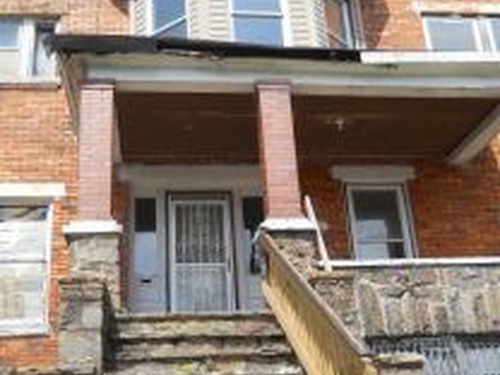 Photograph of 3412 Park Heights A, Baltimore, MD 21215