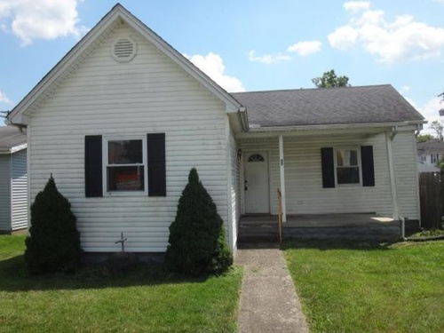 Photograph of 53 N  Main St, Frankfort, OH 45628