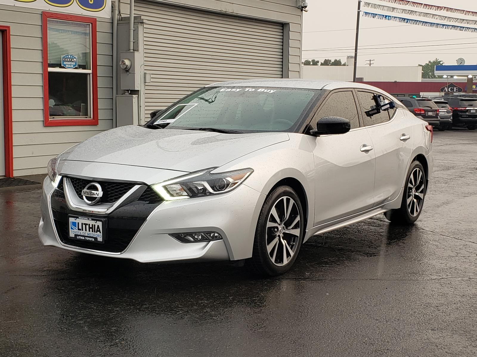 used 2017 Nissan Maxima car, priced at $21,995