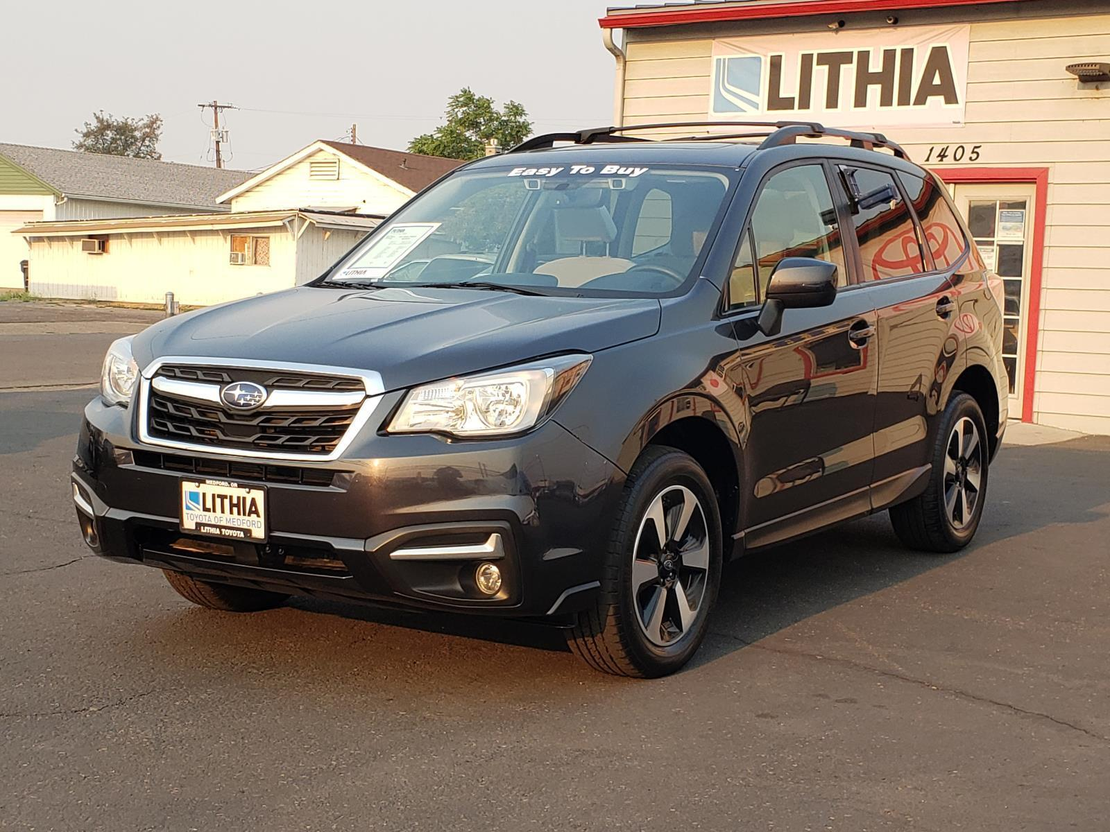 used 2017 Subaru Forester car, priced at $26,995
