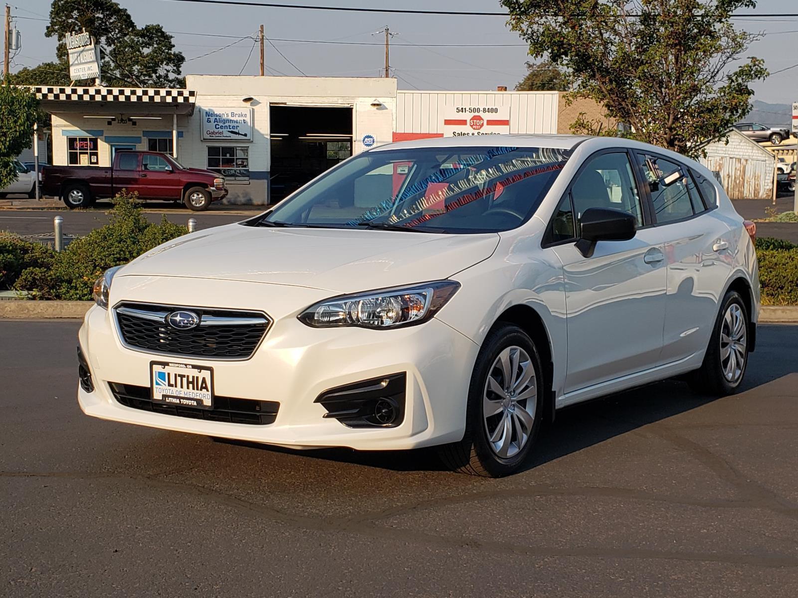 used 2018 Subaru Impreza car, priced at $21,995