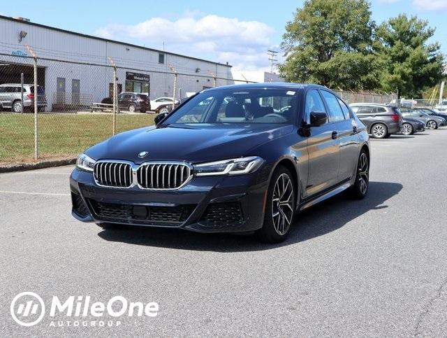 used 2021 BMW 5-Series car, priced at $60,795