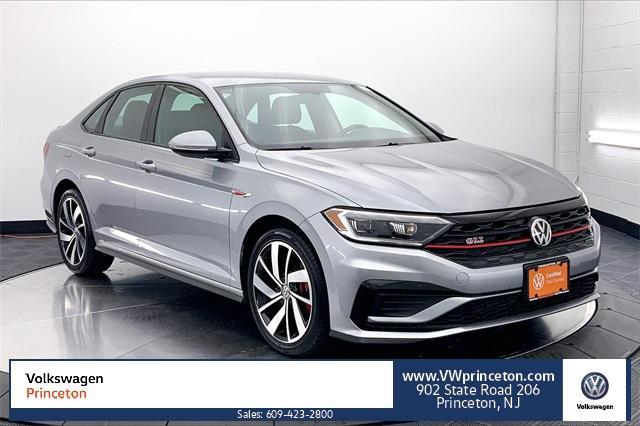 used 2019 Volkswagen Jetta GLI car, priced at $26,500