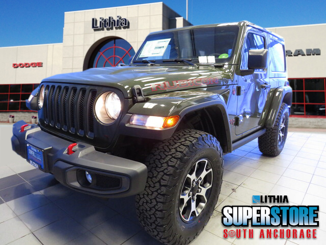 new 2021 Jeep Wrangler car, priced at $49,640