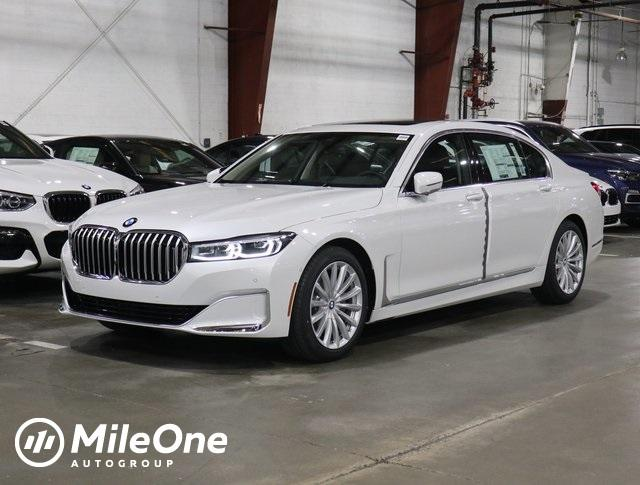 used 2021 BMW 7-Series car, priced at $89,195