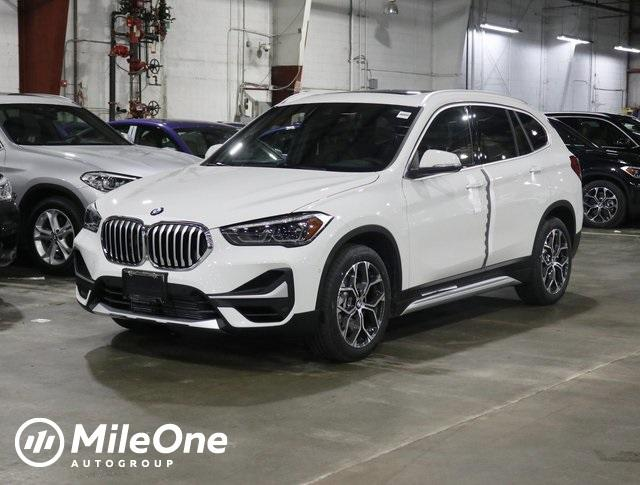 used 2021 BMW X1 car, priced at $39,888