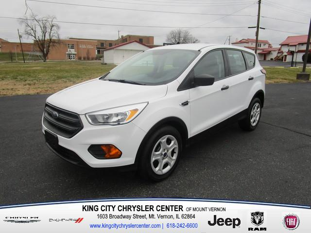 used 2017 Ford Escape car, priced at $11,756