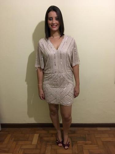Excelente serviço e o vestido é lindo!!!