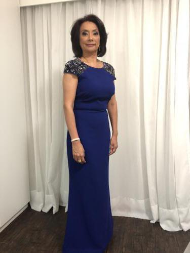 Ficou ótimo o vestido. Foi perfeito para a ocasião. Fiquei muito feliz. Agradeço a Bianca pir ter me ajudado nesta escolha. Obrigada.
