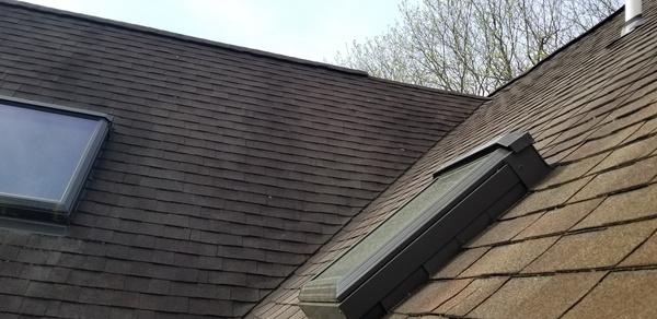 Roofing Materials: Asphalt shingles