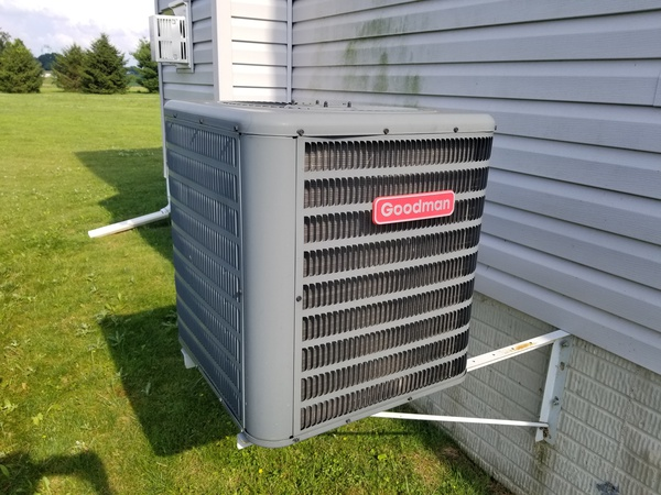 Cooling Systems: Central air