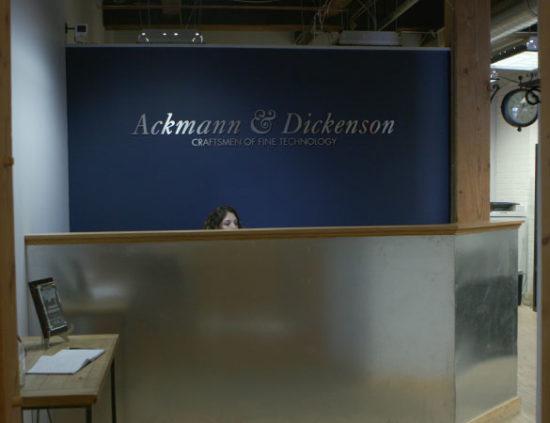 Ackmann & Dickenson} Office Photo