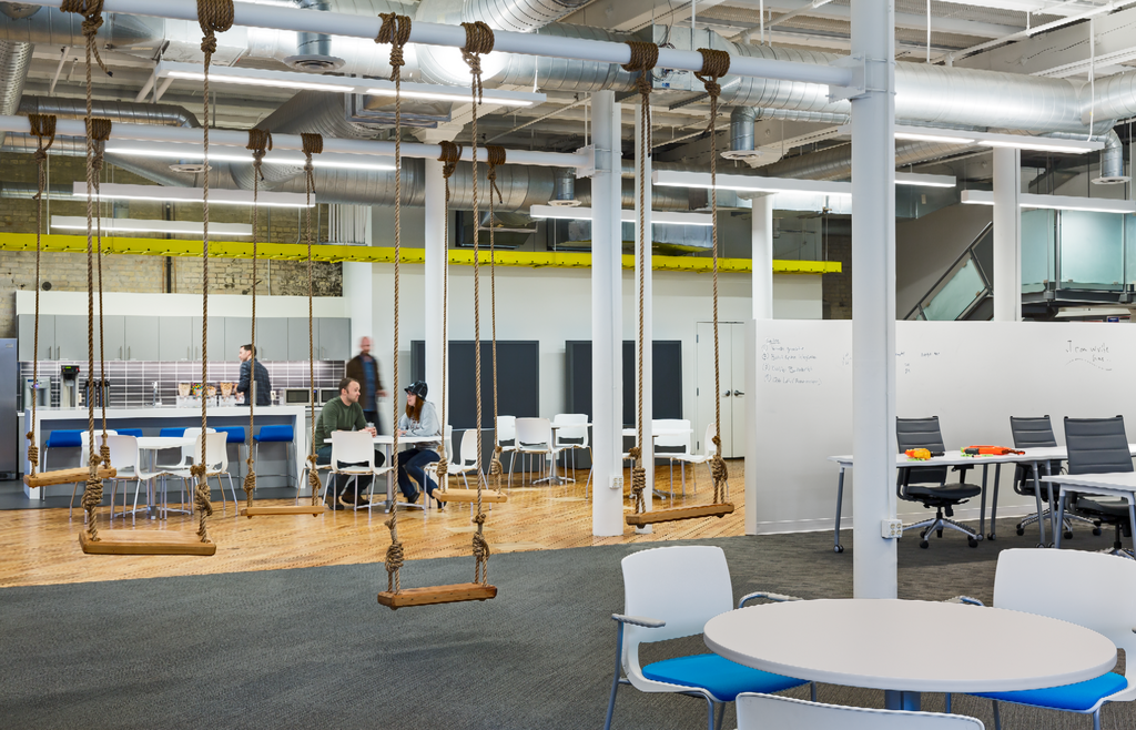 Leadpages} Office Photo