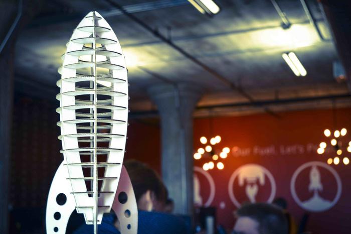 Rocket55} Office Photo