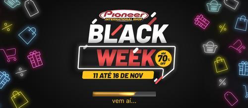 Black Friday Pioneer Internacional