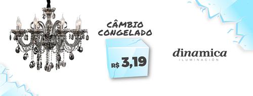 câmbio congelado a R$ 3,18