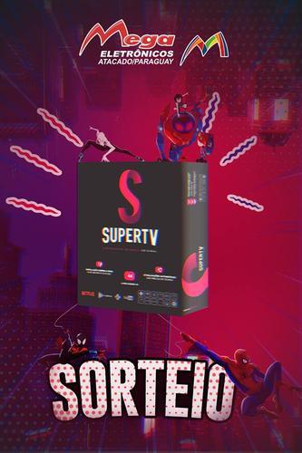 Sorteio SUPER TV