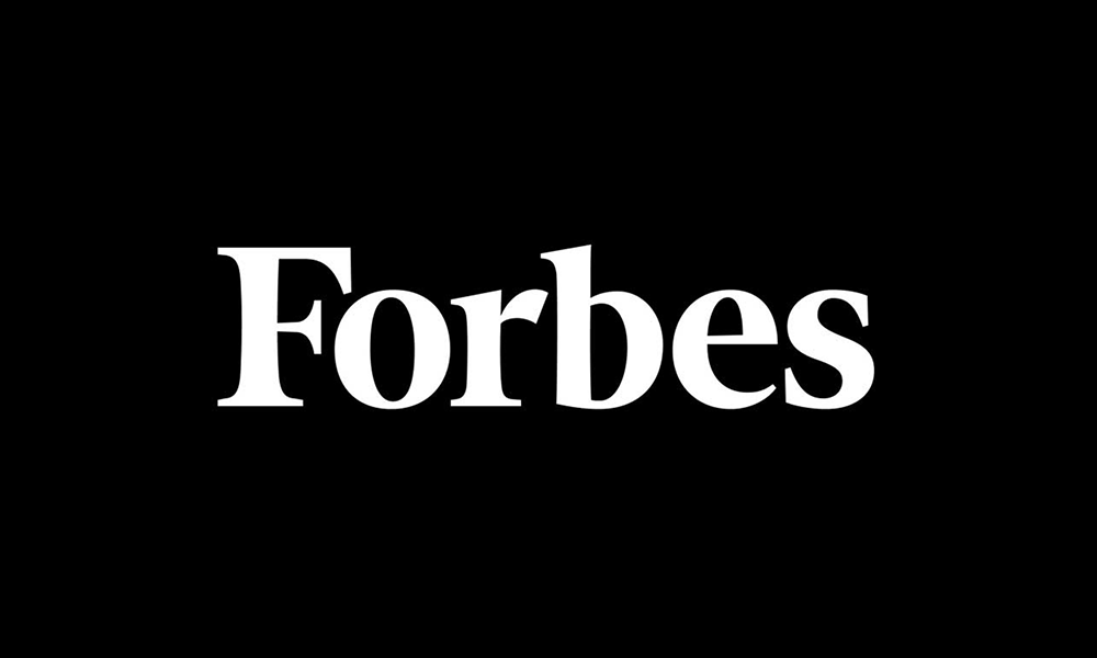 Forbes -- New Study: Less Expensive Competency Based Education Programs Just as Good as Traditional Programs Logo