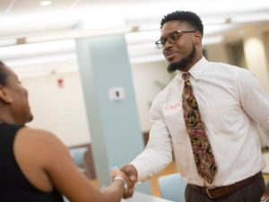 Duet helps students and graduates find good jobs.