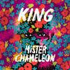 "KING, ""Mister Chameleon"" album art"