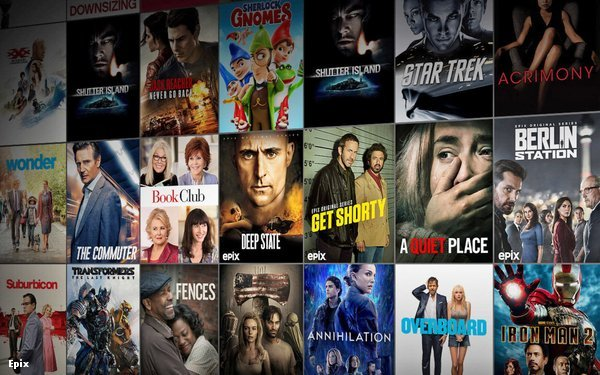 Epix Rolls Out Streaming Service To Roku, Amazon Devices