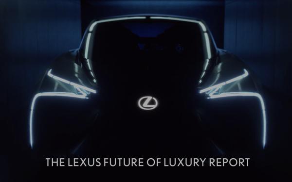 Lexus Studies Future Of Luxury