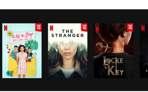 Netflix Adds Daily Top 10 Content Rankings By Country