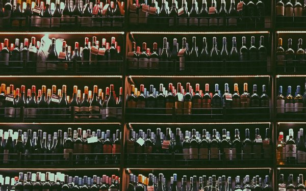 Huge Spike In Liquor Store Sales, As Americans Are 'Drunking'-in-Place