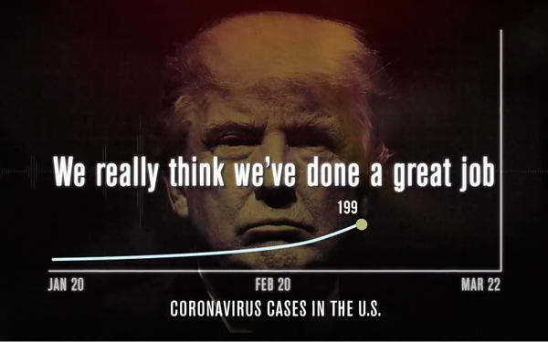 Trump Threatens TV Stations Airing PAC Ads