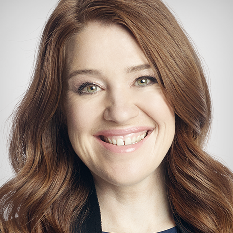 Clara Hughes, porte-parole nationale de Bell Cause pour la cause
