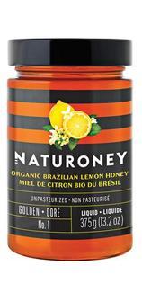 Miel de citron bio du Brésil