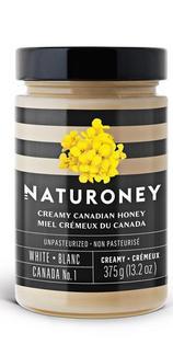 Miel crémeux du Canada