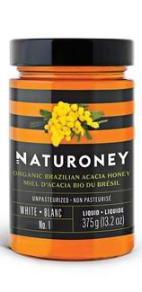 Miel d'acacia bio du Brésil