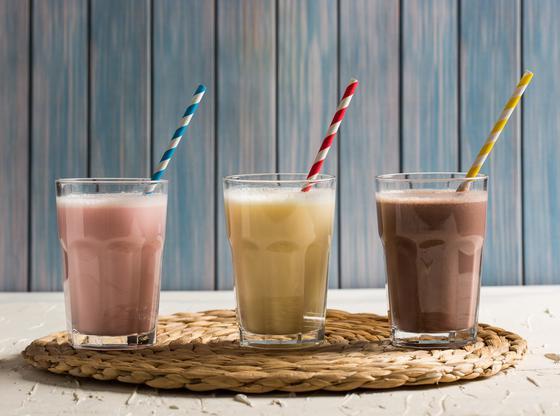 Le grand retour du milkshake pour les nostalgiques