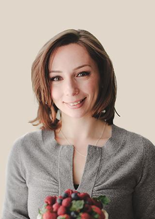 photo de Janice Lawandi docteure en chimie et rédactrice culinaire