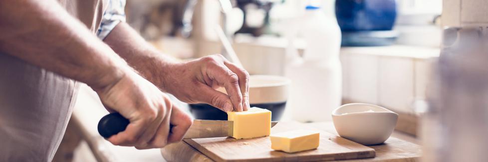 photo de beurre