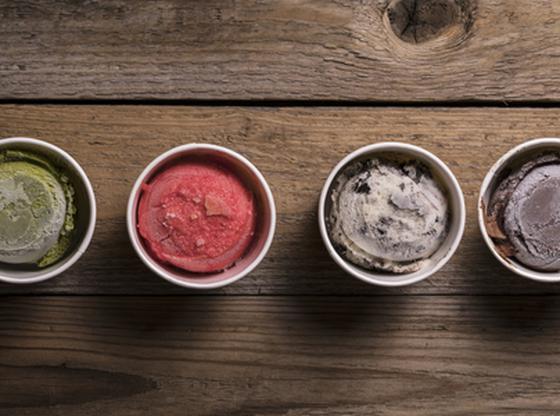 Les différentes variétés de crème glacée