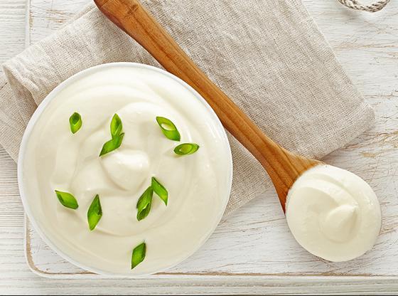 Découvrez tout le potentiel de la crème sure